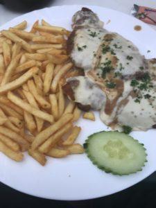Lecker Essen im ESV